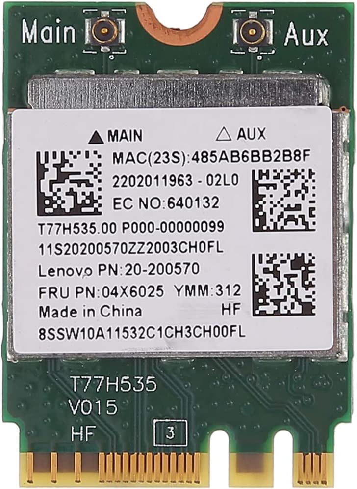 RTL8723BE 300Mbps 802.11n M2 NGFF Wireless Card Mini PCI E WiFi Adapter Bluetooth 4.0 for Lenovo E450 E550 E555 Y50 04x6025 Premium Material