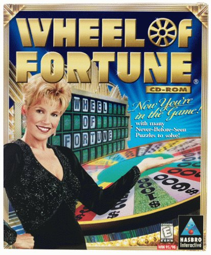 Wheel of Fortune - PC (Wheel Of Fortune Video Game)