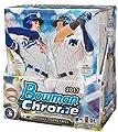 2017 Bowman Chrome MLB Baseball HOBBY box (12 pk)