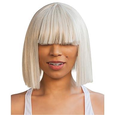 Chandelier Inspired Blond Wig