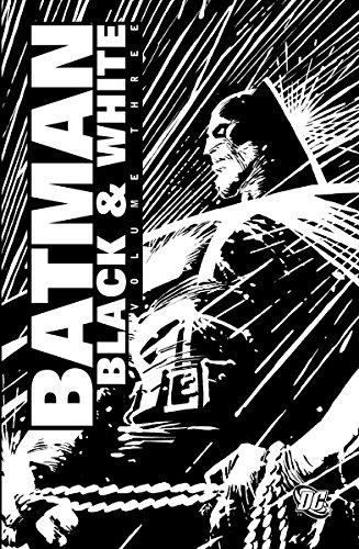 Batman: Black & White - Volume - Aron Black