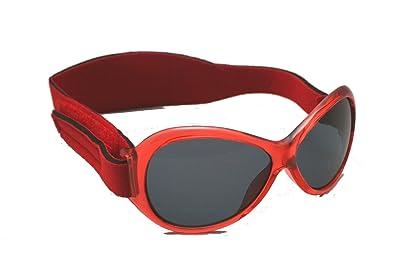 b4e7be2c8bd Amazon.com  Baby Banz Retro Banz Oval Baby Sunglasses