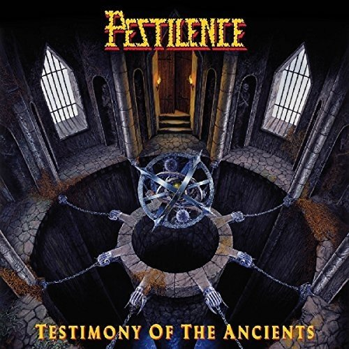 Pestilence - Testimony Of The Ancients - (HHR 2017 - 15) - REMASTERED DELUXE EDITION - 2CD - FLAC - 2017 - WRE Download