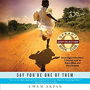 Say You're One of Them (Selections) Audiobook