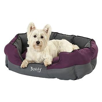 Cama para perro Bunty Anchor, suave, impermeable, lavable, resistente, cesta para