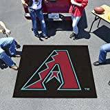 "Fan Mats Arizona Diamondbacks Tailgater Rug, 60"" x 72"""
