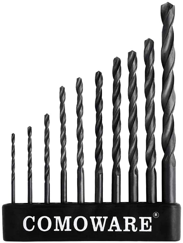 Pack of 5 Bright High Speed Steel Jobber Drill Blank 4-7//8 Overall Length Letter Uncoated S