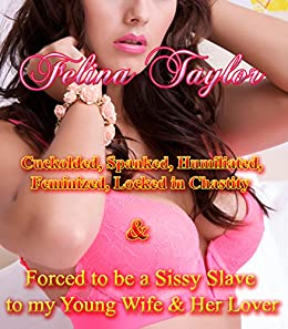 Girl Locked In Chastity
