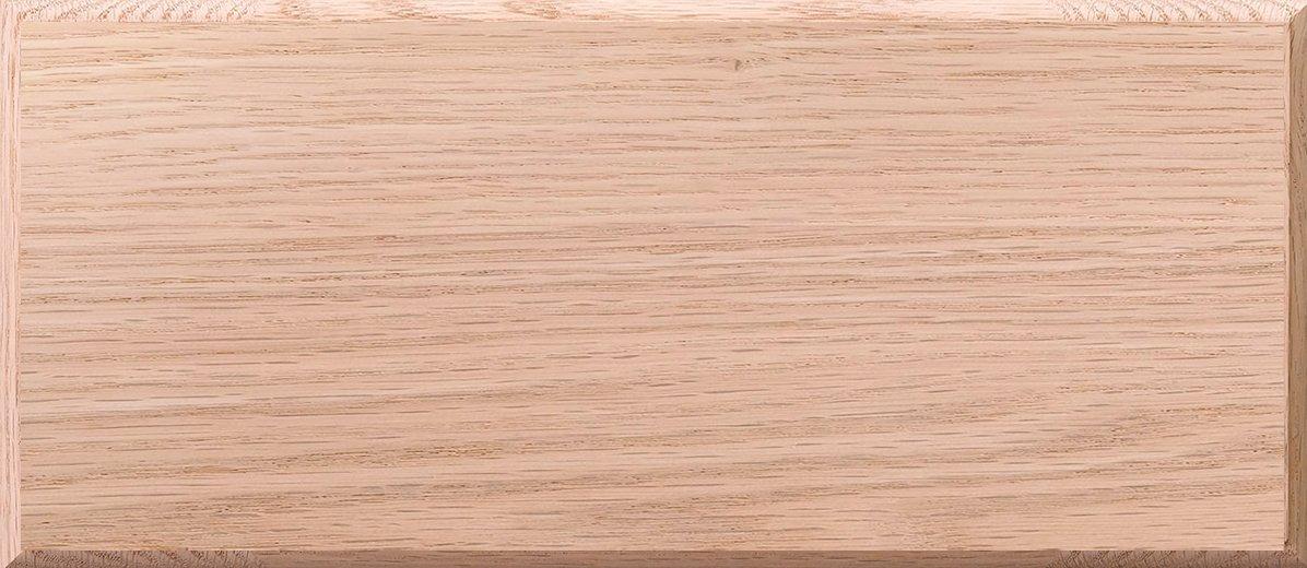 Cabinet Doors 'N' More 16'' x 5 3/4'' Unfinished Red Oak Slab Kitchen Drawer Front