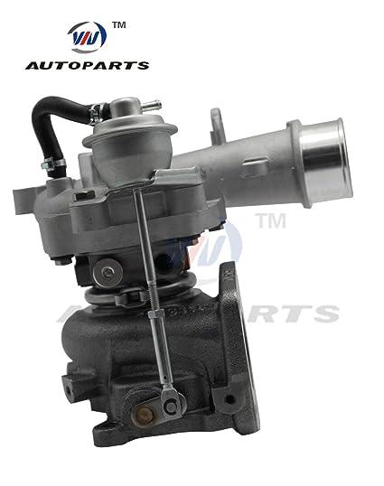 Amazon.com: Turbocharger K0422-582 with billet wheel for Mazda CX7 CX-7 2.3L Gasoline Engine: Automotive