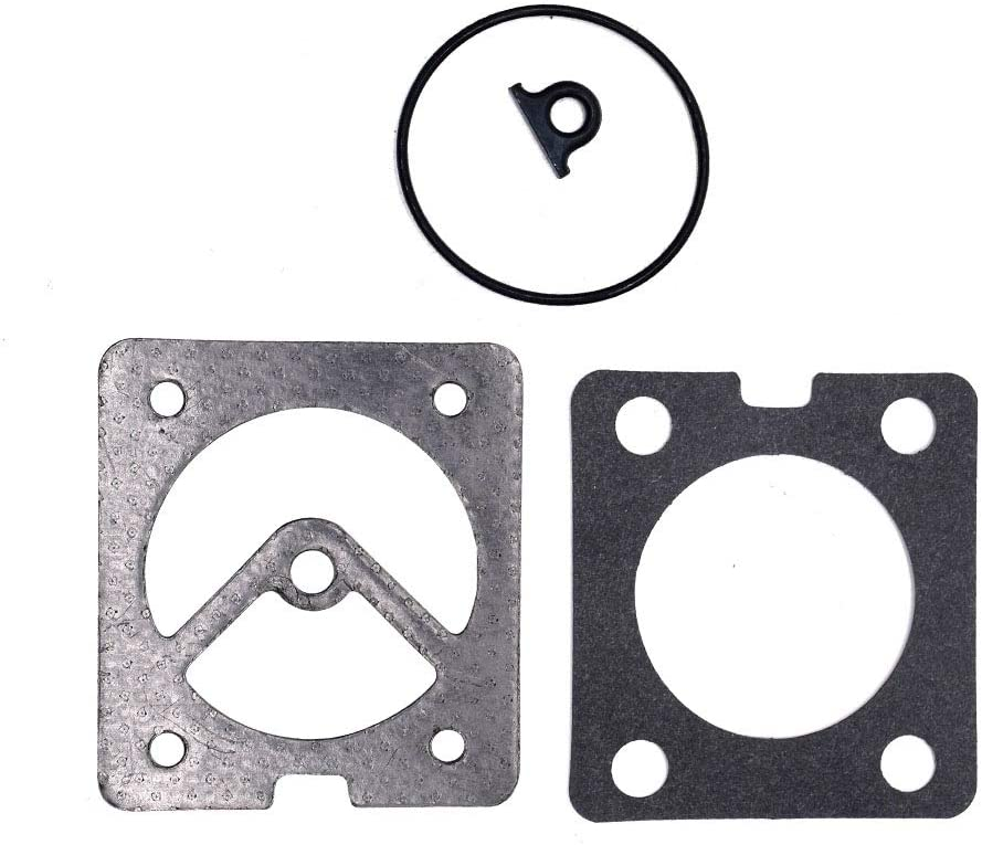 Haiouus Gasket Kit Compatible With Porter Cable Gasket Kit D30139 With Tube Seal CAC-1212,1000001269,N044359