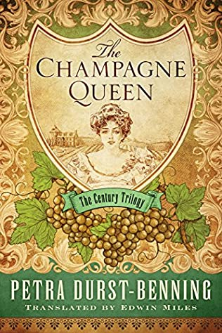 book cover of The Champagne Queen