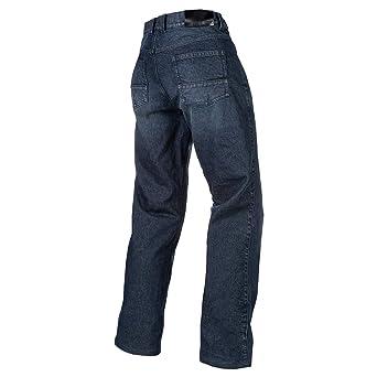 K Fifty 1 - Pantalón de equitación - Azul - 42: Amazon.es ...