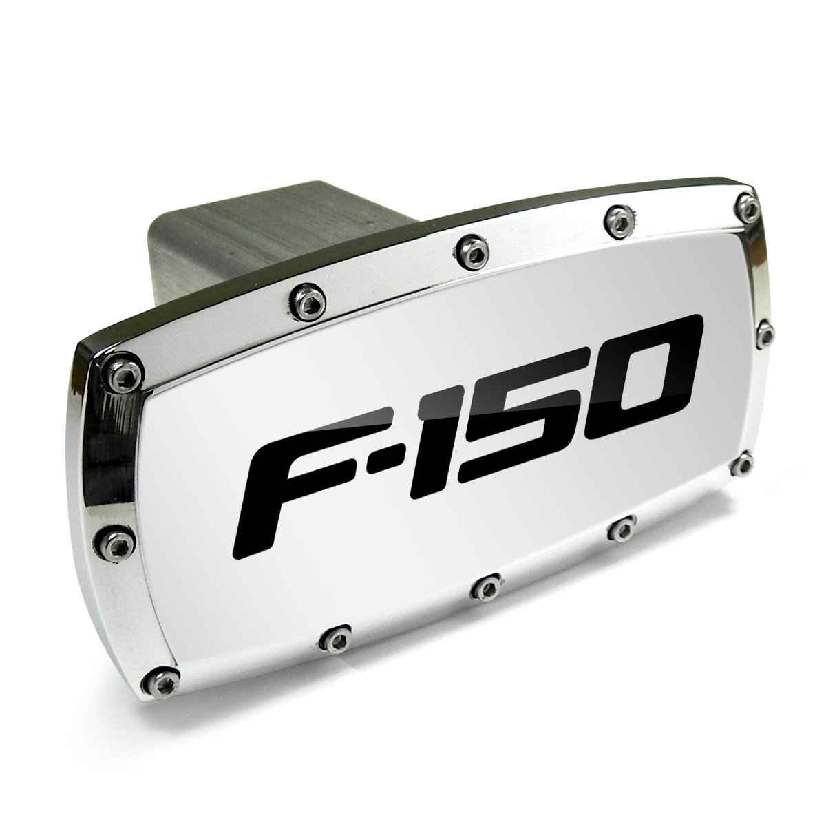 Ford F-150 Billet Aluminum Tow Hitch Cover Elite