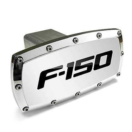 Amazon.com: Ford F-150 Billet Aluminum Tow Hitch Cover: Automotive