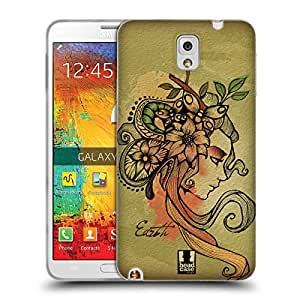 Head Case Designs Earth Elements Soft Gel Case for Samsung Galaxy Note 3