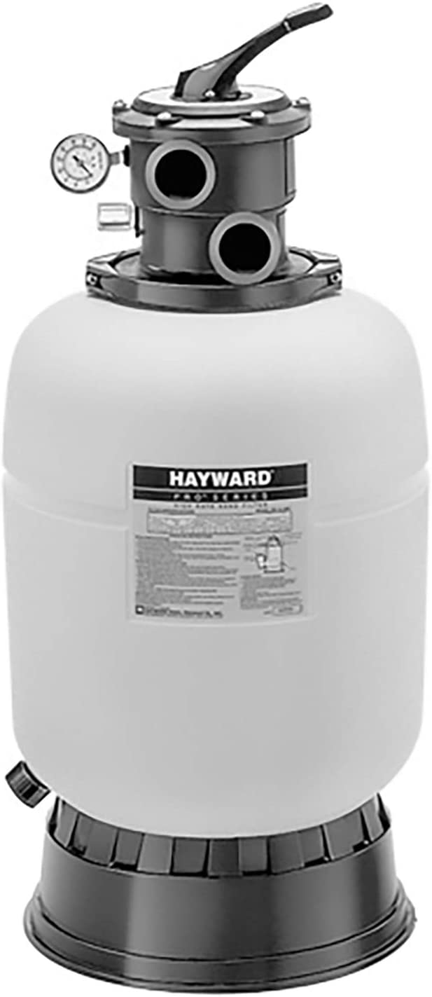 Hayward W3S166T1580S ProSeries Above Ground Pool Sand Filter - (Best for 16000 Gallon Above Ground Pool)