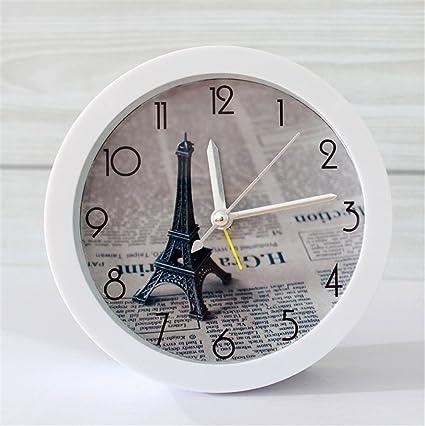 DIDADI Alarm clock Elegante e Innovador Estilo Pequeños ...
