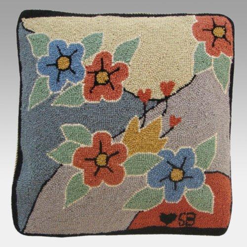 (Susan Branch - Island Farm- Pillow)