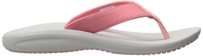 Columbia Women's Athletic Barraca Flip Athletic Women's Sandal B01HEHNJ3G 8 M US|Wild Salmon/Dark Mirage d61b1f