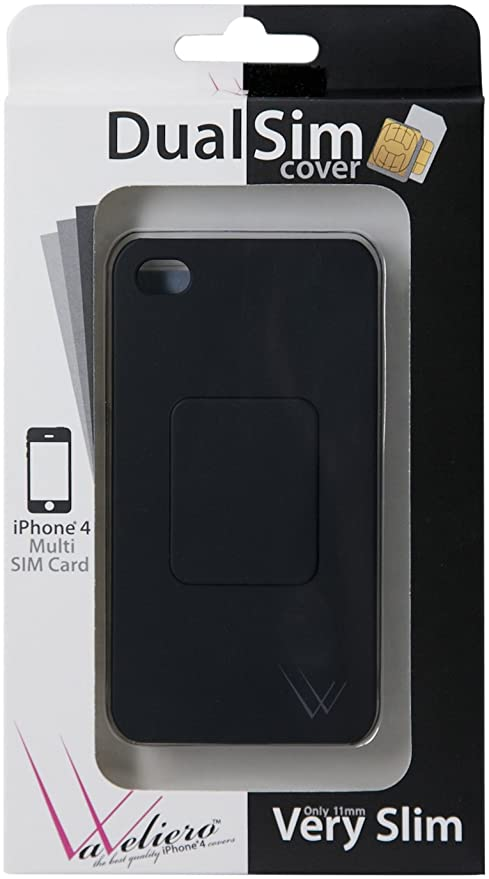 custodia dual sim iphone