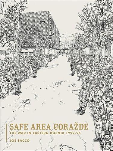 Resultado de imagen para gorazde joe sacco book cover