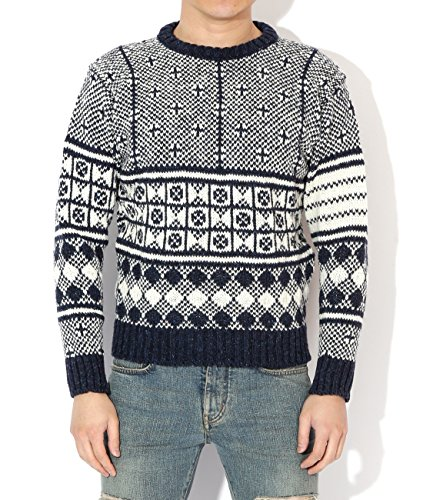 thom-browne-mens-fair-isle-pattern-wool-knit-sweater-1-navy