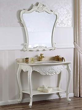 Simone Guarracino Console Meuble Salle de Bain avec Miroir ...