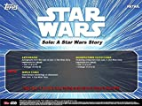 2018 Topps Solo A Star Wars Story Factory Sealed