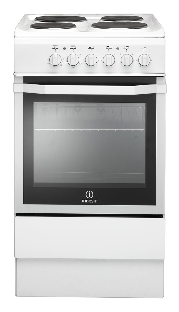 Indesit i5eshwuk – Kitchen (Freestanding, Electric, B, White, Lever, Front) [Energy Class B]