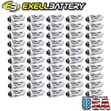 50pc Exell A24PX 3V Alkaline Battery V24PX RPX24 532 PX24 EPX24 2LR50