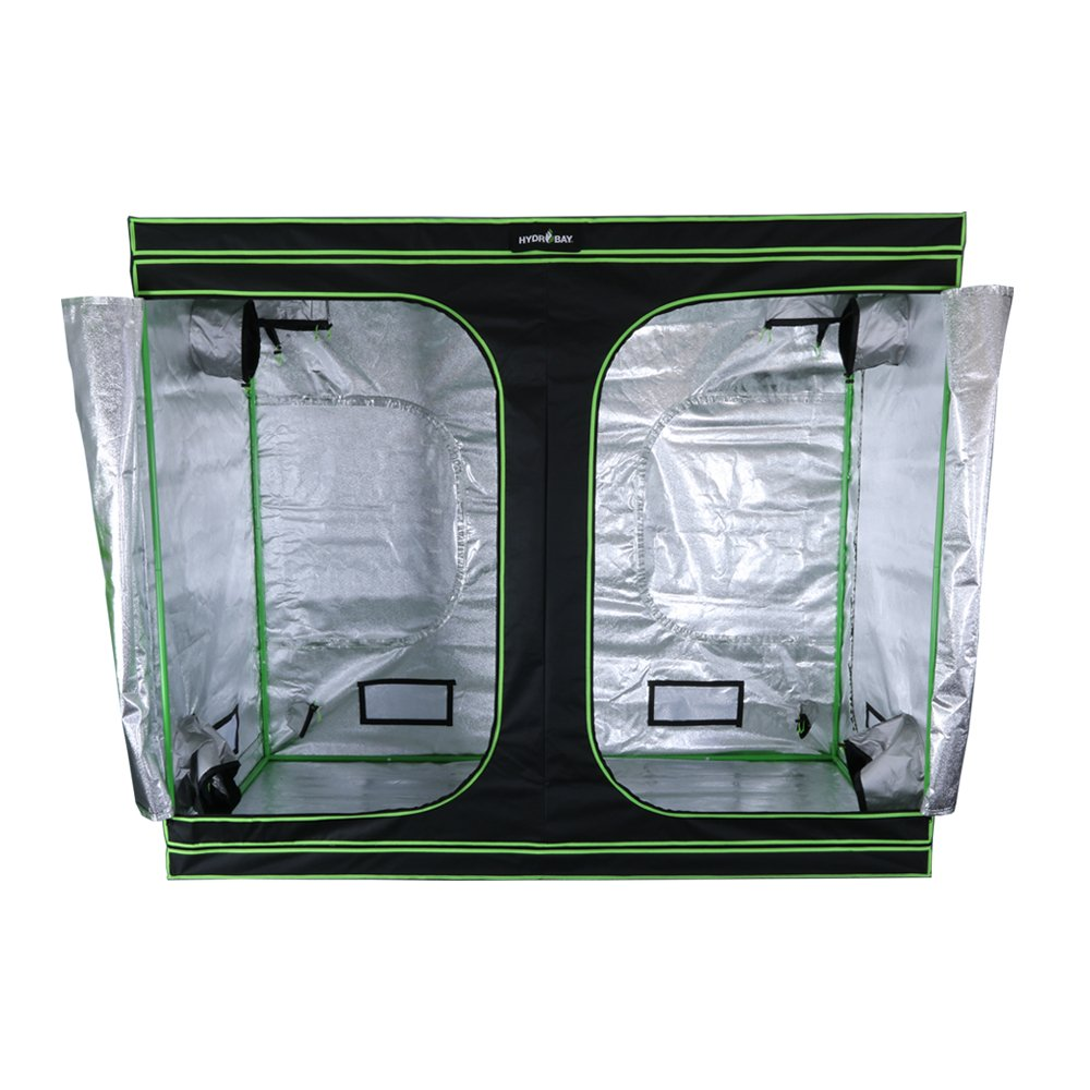 Hydrobay 48 x96 x80  Mylar Grow Tent  sc 1 st  TheOneSunflower & 5 Best 4X8 Grow Tents