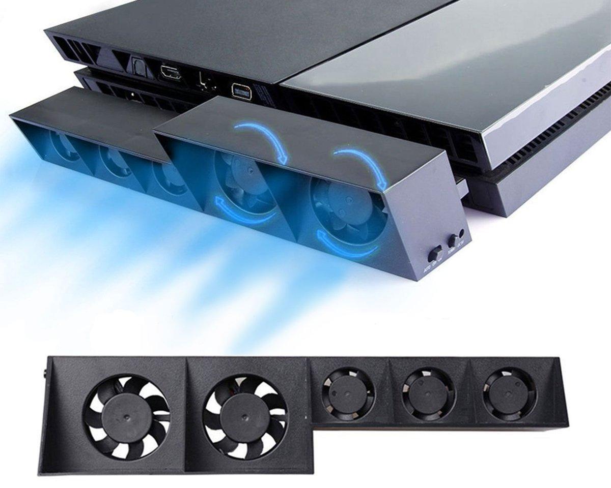 PS4 Turbo Lüfter Ventilator Kühler - ElecGear: Amazon.de: Computer ...