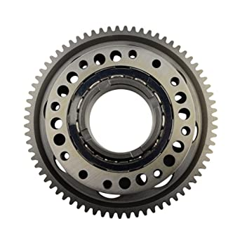 ahl- motocicleta Kit Embrague de arranque Starter Clutch One-way Bearing Gear para Ducati