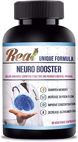 Top Herbal Brain Supplement + Gingseng Boost Memory and Focus, Unique Formula: Ginko Biloba, Ging seng, Green Tea, Lecithin, Curcumin for Adults and Kids