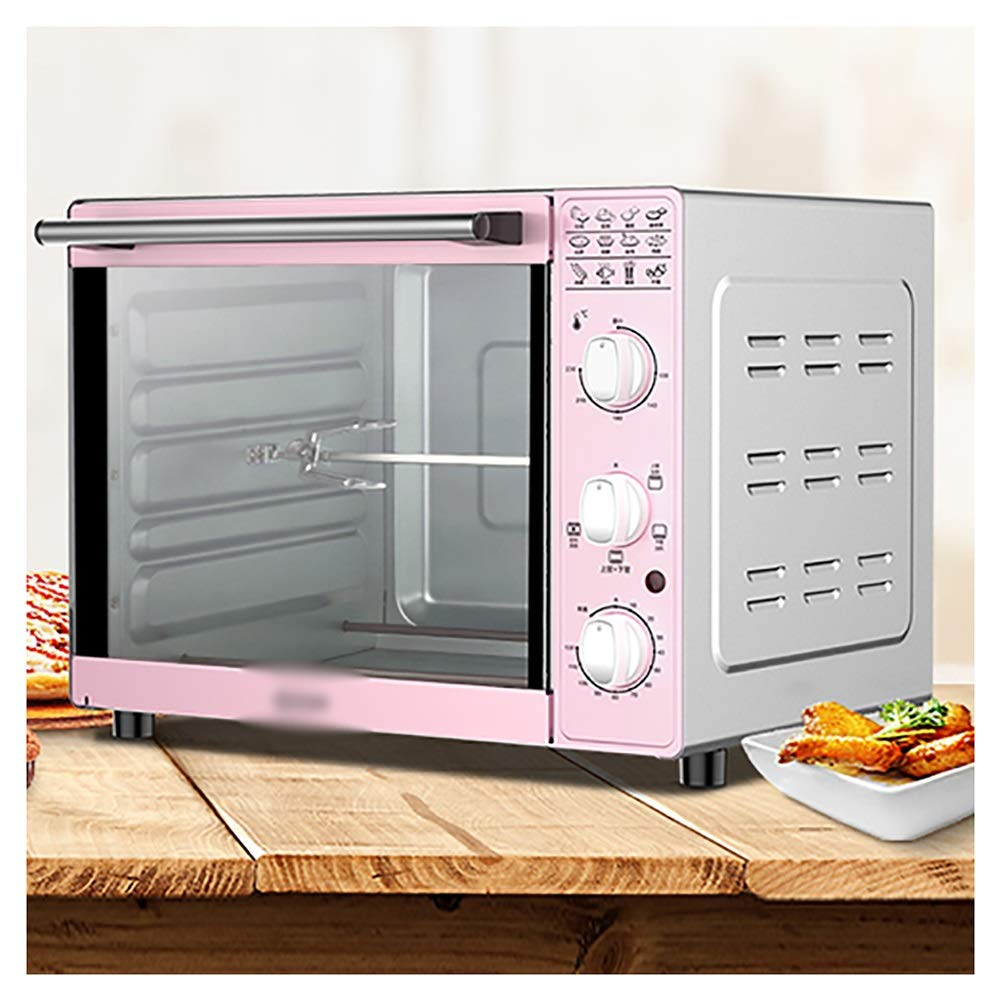 HATHOR-23 Ovens-Mini Oven With Grill,Cooking Functions,Includes Grill Rack & Baking Tray 33 Litre Fast Heating Toaster Oven