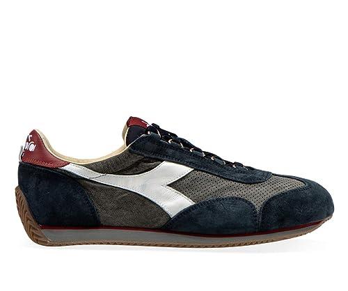 sneaker donna DIADORA HERITAGE EQUIPE scarpe grigio shoes woman