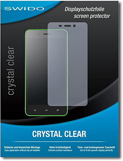 2 x SWIDO® Protector de pantalla Hisense C30 Lite Protectores de ...