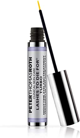 Peter Thomas Roth Lashes To Die for Turbo Eyelash Treatment for Women, 0.16 Ounce, 22.68 grams