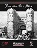 img - for Evocative City Sites (PFRPG)*OP book / textbook / text book