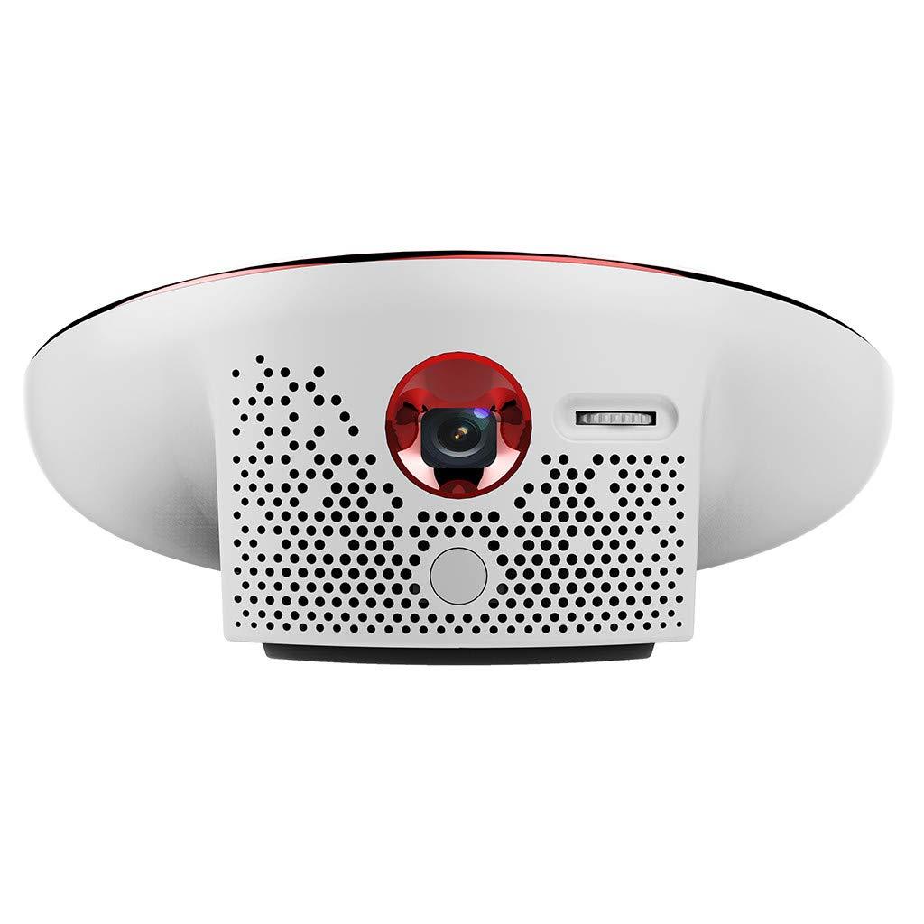 DLP portátil de Cine en casa Proyector de Video 3D Soporte HD 4K ...