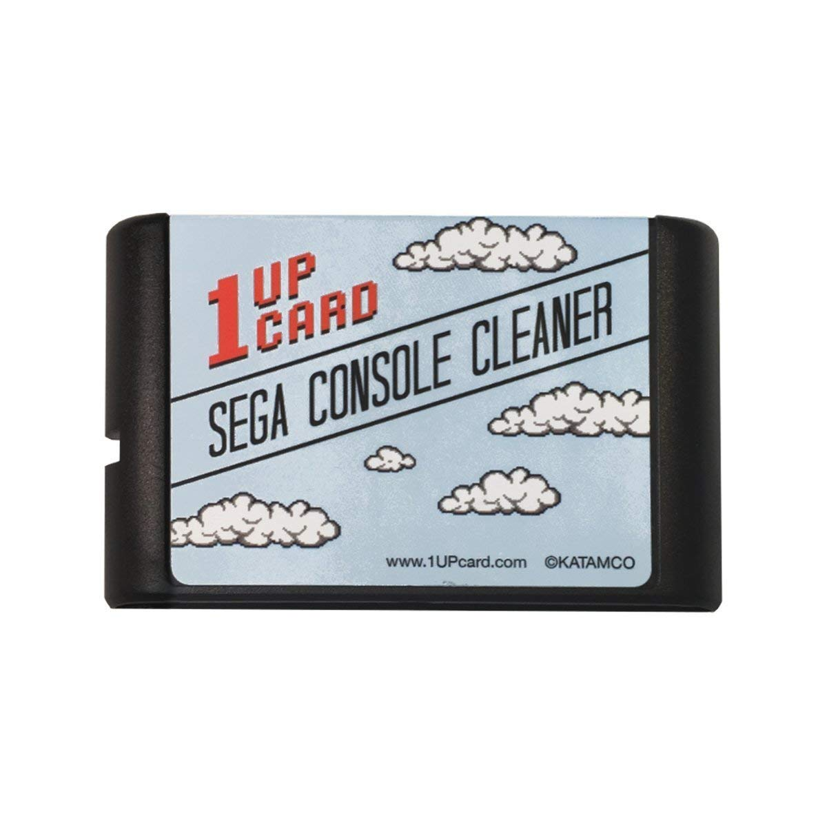 SEGA Genesis / Mega Drive Console Cleaner by 1UPCard