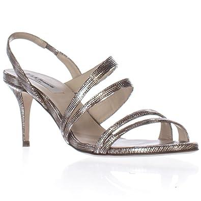 7700ef11e0b L.K. Bennett Addie Sling-Back Dress Heels Sandals