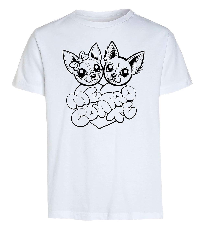 Mister Patch Idea Regalo Per Bambini Maglietta T Shirt Da