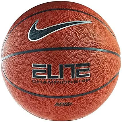 Nike Elite Championship 8P (7) Balón, Unisex Adulto, Naranja/Negro ...