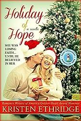 Holiday of Hope (Port Provident: Hurricane Hope Book 4)
