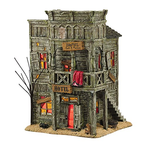 Department 56 Last Chance Hotel