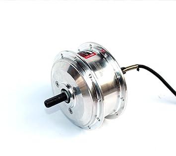 L-faster Bicicleta Plegable eléctrica 36V 250W hub Motor el mas Estrecho hub Motor para