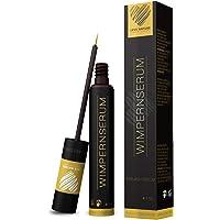 Love Nature Wimpernserum und Augenbrauen Serum | Einführungsangebot | Eyelash Activating Serum | Wimpernbooster | 5ml | mit Hyaluronsäure für stärkeres Wimpernwachstum/Augenbrauenwachstum