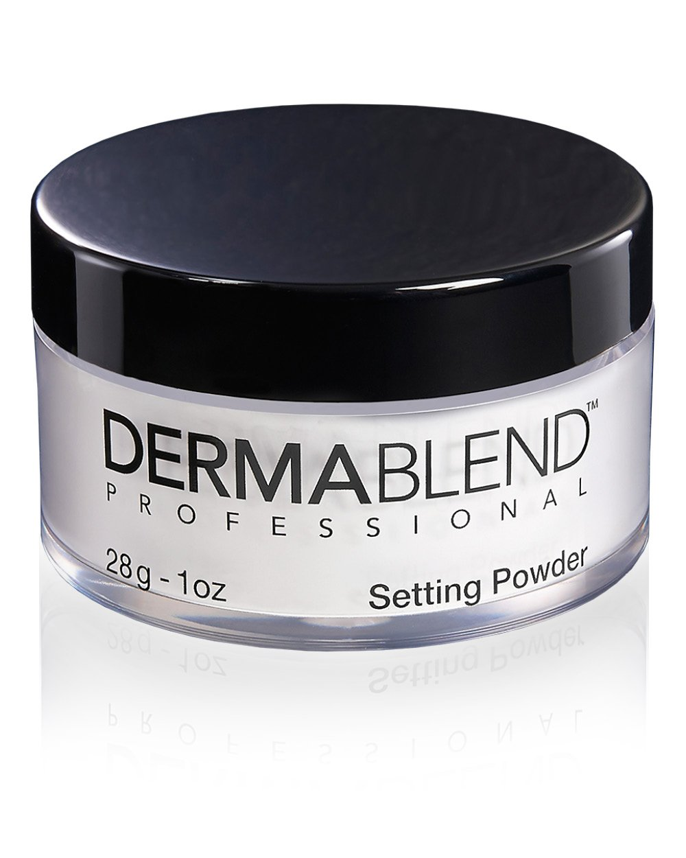 Dermablend Loose Setting Powder for up to 16 Hours of Coverage, 3 Setting Powder Shades, 1 Oz.